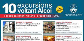Alcoi posa en valor el seu patrimoni històric i arqueològic amb un nou cicle d'excursions