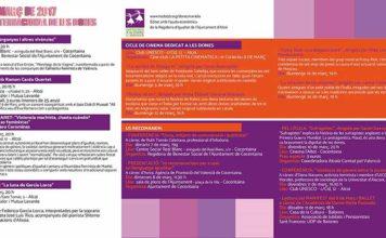 El Col·lectiu 8 de març de l'Alcoià-Comtat programa un cicle d'activitats pel dia de la dona