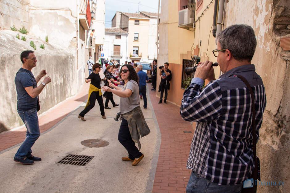 Els primers Nanos anuncien la festa tradicional a Cocentaina