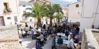 La Dansà dels Nanos anuncia la festa tradicional de mitjan quaresma a Cocentaina