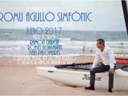Romu Agulló ofereix un concert junt amb l'Orquestra Simfònica de Diània