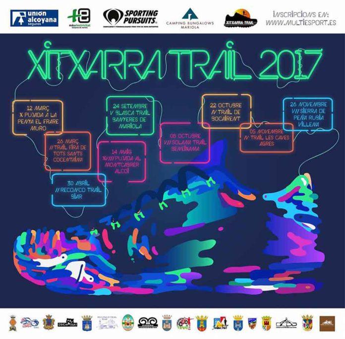 El circuit Xitxarra Trail vertebra el territori amb nou curses per la muntanya