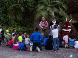 Els xiquets de l'Orxa descobreixen les llegendes i misteris de la Vall de Perputxent