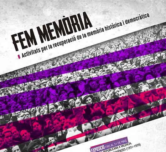 Oliva llança un cicle d'activitats culturals per a recuperar la memòria històrica