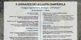 Potries celebra la segona edició de les Jornades per la Lluita Camperola