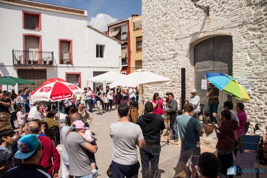Pasqua a Diània: l'esclat d'oci cultural i festiu envaeix les comarques