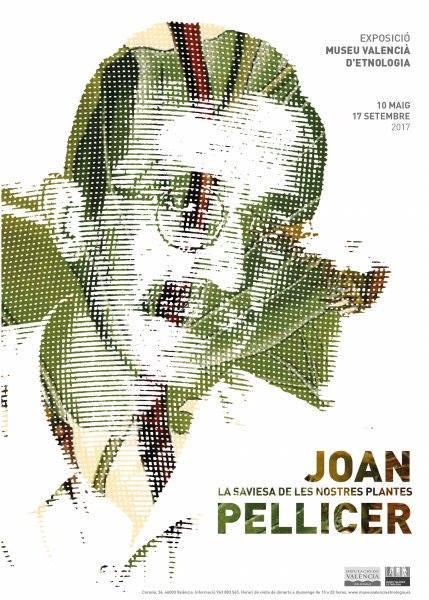 Joan Pellicer, protagonista de la nova exposició del Museu Valencià d'Etnologia