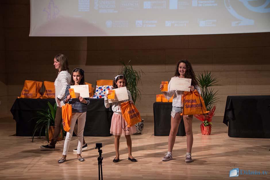El lliurament dels Premis Sambori escalfa motors per a la Trobada a l'Orxa