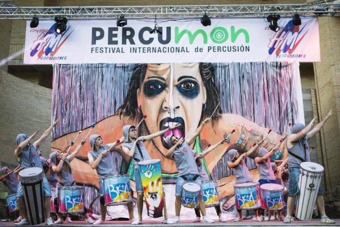 'Baketà' d'Albaida guanya el 1r premi en el Festival Internacional 'Percumon' de Sagunt