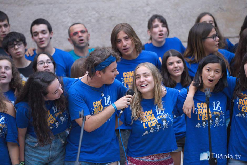 'Com Sona L'ESO' recull el III Premi Valor a la promoció del valencià