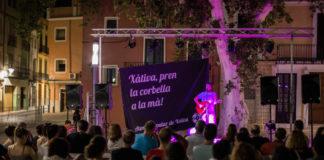 Un taller muixeranguer i l'actuació de Toni de l'Hostal culminen la segona jornada de la 'Fira Ferotge'