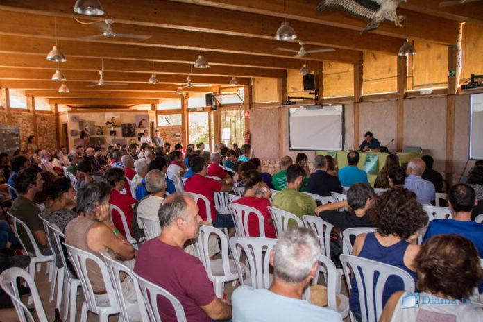 L'Aplec Ecologista del País Valencià reviscola a Carrícola