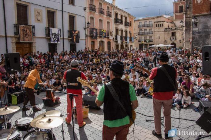 Castalla viu un cap de setmana 'fantàstic' en homenatge a Enric Valor