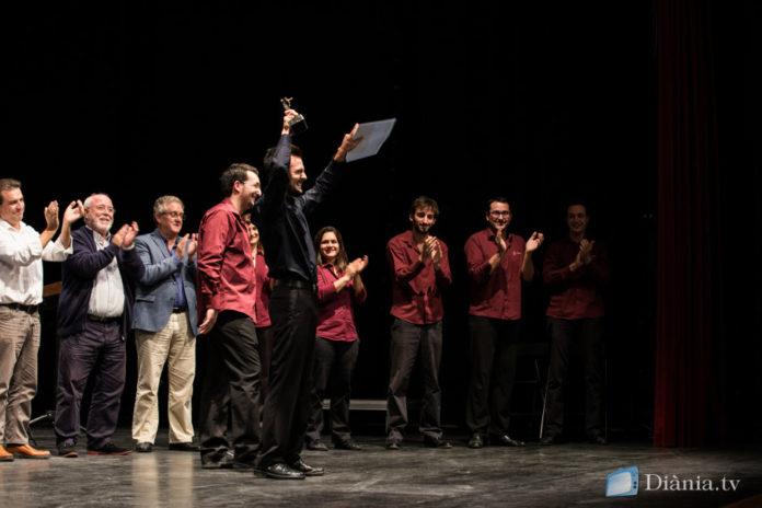 La Colla Larraix del Campello guanya el 2n certamen de dolçaines i percussió 'Ciutat de Castalla'