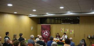 Martí Domínguez: 'Tots els meus llibres estan fets d'una forma combativa, no crec en la literatura d'entreteniment'