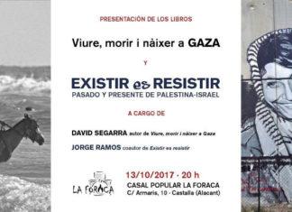 David Segarra i Jorge Ramos acosten la realitat de Palestina a Castalla