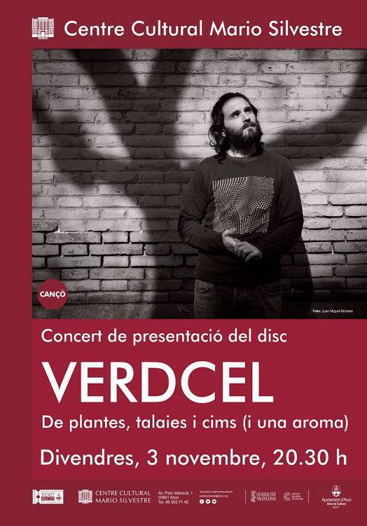 VerCel presenta 'De plantes, talaies i cims (i una aroma)' a Alcoi