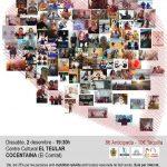 Andreu Valor clou la gira pel 10é aniversari al Centre Cultural 'El Teular' de Cocentaina