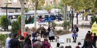 La Castanyera arriba a Castalla de la mà del Col·lectiu 'La Foraca'