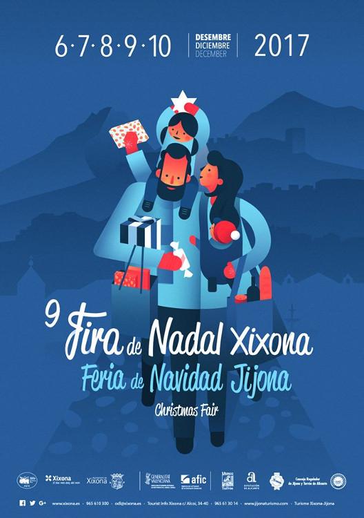 La Fira de Nadal de Xixona amplia la seua celebració a cinc dies