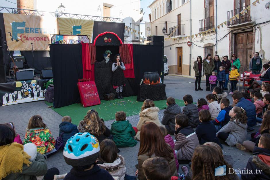 Les feres valencianes invadiren els carrers de Quatretonda el passat mes de desembre