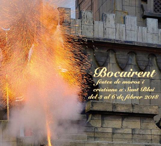 'La Nit de les Caixes' inicia les festes de Moros i Cristians de Bocairent