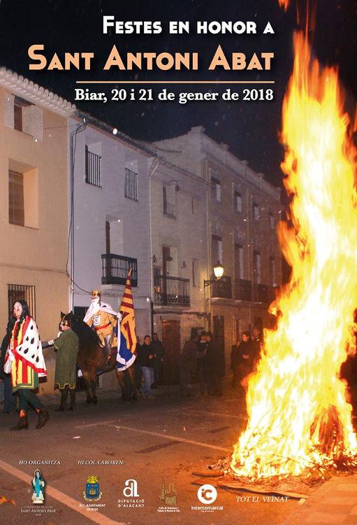 El Rei Pàixaro torna a cavalcar pels carrers de Biar el 20 i 21 de gener