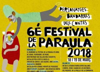 La Riera d'Agres rep de nou el Festival de la Paraula el 18 i 19 de març