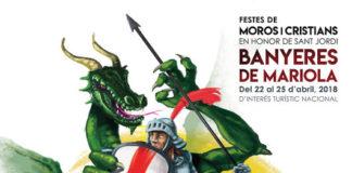 Banyeres de Mariola viu els Moros i Cristians en honor a Sant Jordi del 22 al 25 d'abril