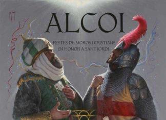 Els Moros i Cristians prenen els carrers d'Alcoi amb la Trilogia Festera