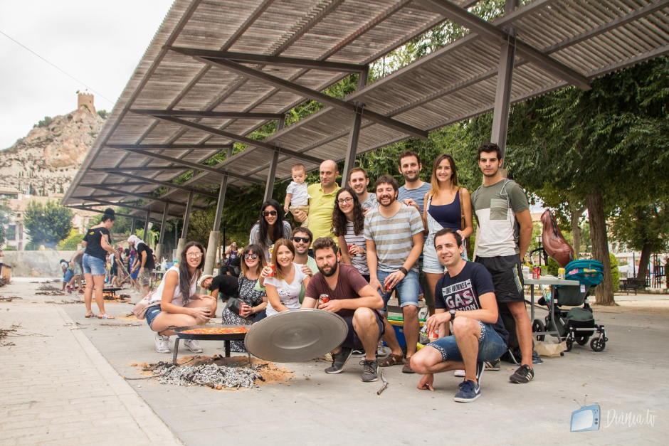 Les FPA Castalla clouen una nova edició de festa popular i reivindicativa